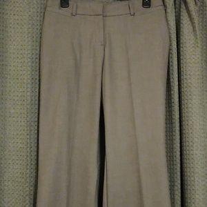 Worthington taupe slacks. NWOT